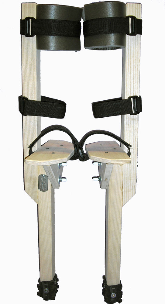 "Circus Peg Stilts for Kids - 1.5 foot tall (18"")"