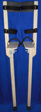 "Circus Peg Stilts for Adults - 2.5 foot tall (30"")"