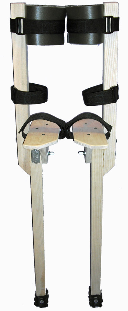 "Circus Peg Stilts for Kids - 2.5 foot tall (30"")"