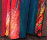 "Stilt Covers - Multicolor 58"" length"