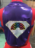 Super Hero Capes - NO CHOKE DESIGN