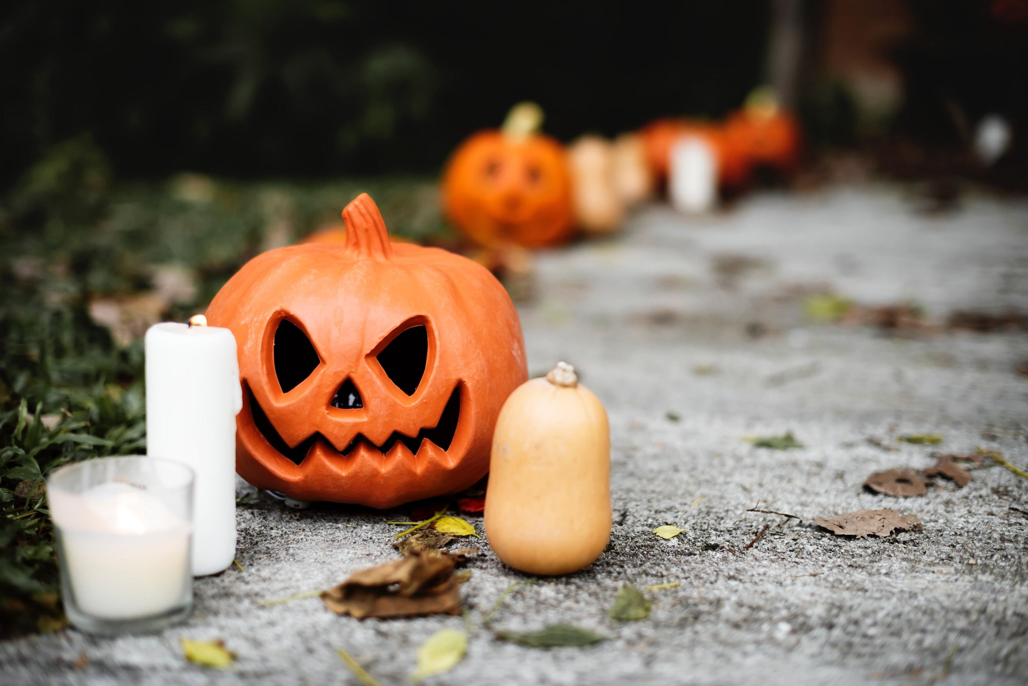 Why We Celebrate Halloween
