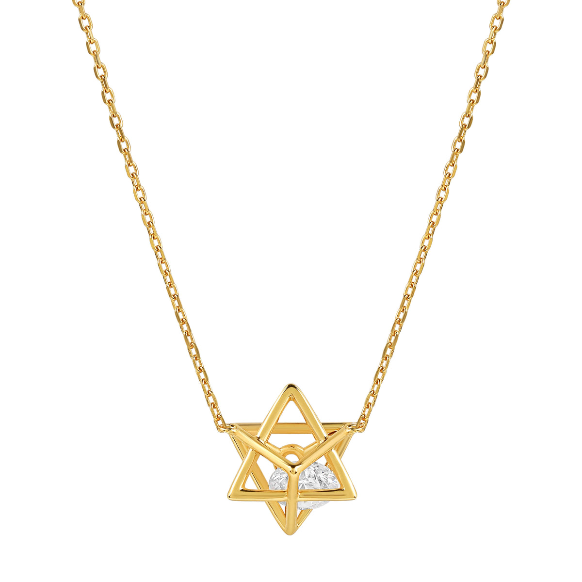 Special Edition - Merkaba Necklace