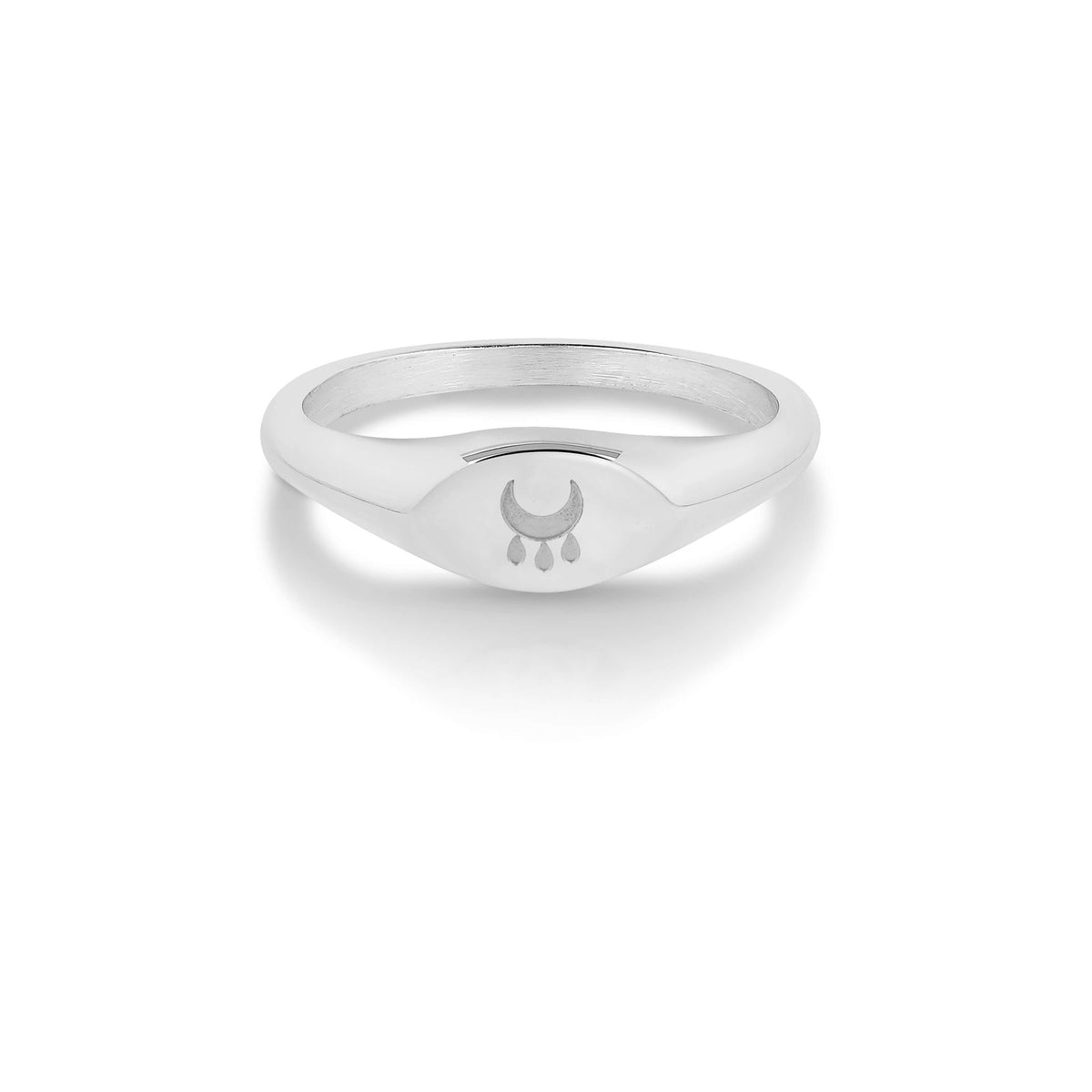 Blessings Mini Signet Ring