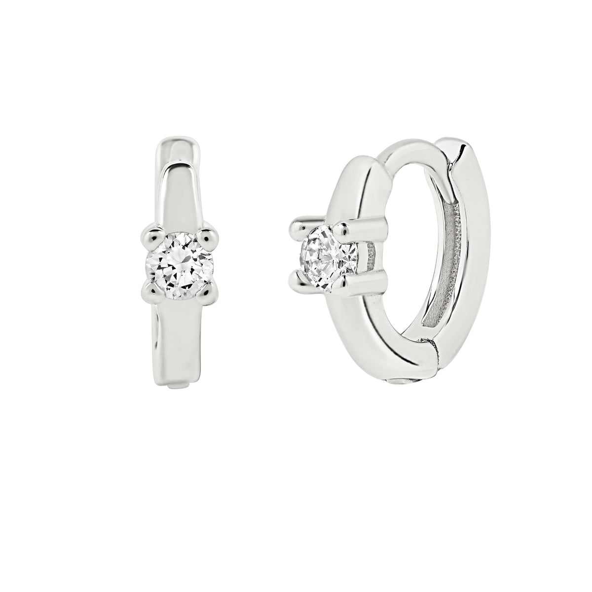 Elora Mini Hoop Earrings