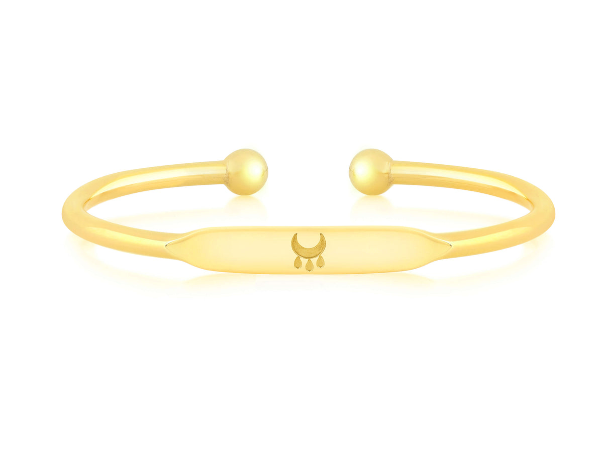 Sample Sale - Blessings Cuff Bracelet