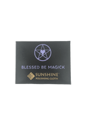 Sunshine Jewelry Polishing Cloth - Blessed Be Magick