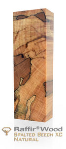 STABILIZED SPALTED BEECH XC