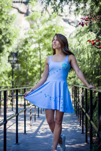 Académie de Magie Skater Dress