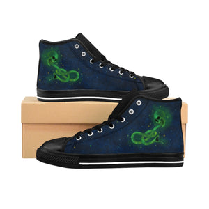 Dark Mark High-top Sneakers (Women's)