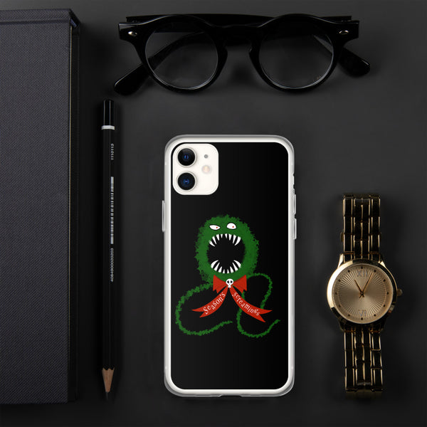 Seasons Screamings iPhone Case