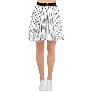 Beetle Skater Skirt