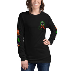 Season's Screamings Unisex Long Sleeve Tee