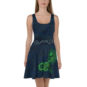Dark Mark Skater Dress