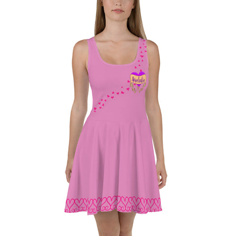 Amortentia Skater Dress