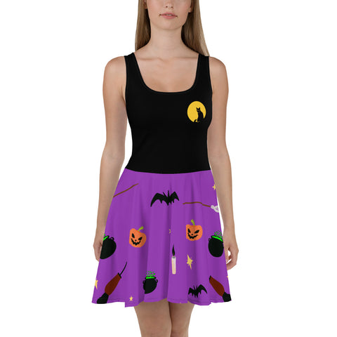 Hocus PocusSkater Dress