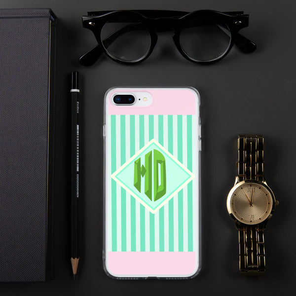 Candy Shop Mint iPhone Case