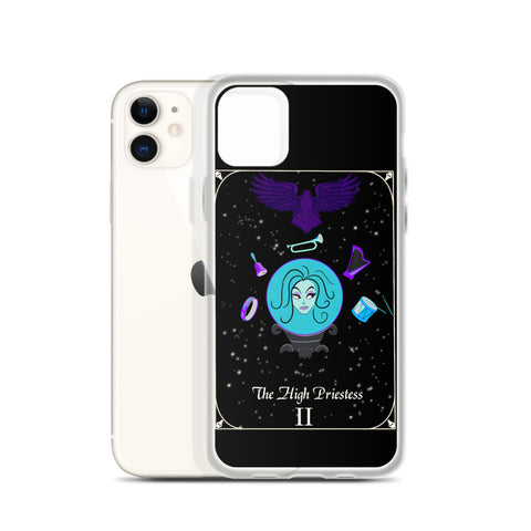 High Priestess iPhone Case