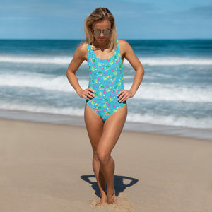 Alice's Wonderland One-Piece Swimsuit/Jumpsuit