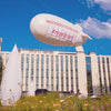 Banner Blimp - Aerial Advertising for quick delivery