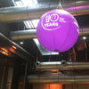 Some advertising balloons on events