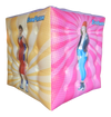 Airfilled Cube 1,50m (60'') - 3m (120'')  - Inflatable24.com