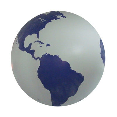 "Balloon Planets 59""-1,50m -157""- 4m- Earth, Moon, Uranus, Jupiter, Neptune, Venus Earth simple / 1.5m / helium-tight-for flying - Inflatable24.com"