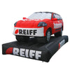 "Inflatable Car 4m-160"" with printing for Advertising  - Inflatable24.com"