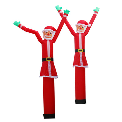 Skydancer Santa Claus  - Inflatable24.com