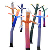 Sky dancers 100% digitally printed -  two arms / one leg  - Inflatable24.com