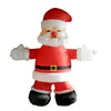"Giant Santa Inflatable 160""-4m / 240D Oxford - Inflatable24.com"