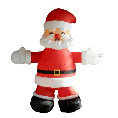 "Giant Santa Inflatable 160""-4m - Inflatable24.com"
