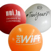 Giant latex advertising balloon with printed logo - double-sided/single-color - 50cm to 200cm (19'' to 78'')  - Inflatable24.com