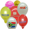 Latex balloon 30cm/12in for advertising with printed logo - Double-Sided/Single-Color  - Inflatable24.com