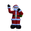 Giant Santa Inflatable  - Inflatable24.com