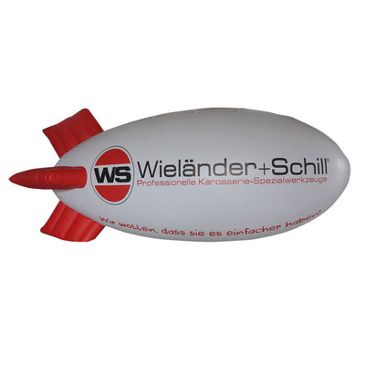 "Advertising blimp balloon 157"" to 314""- Werbezeppelin 4m-8m  - Inflatable24.com"