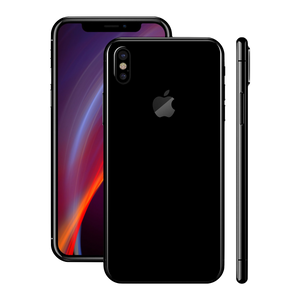 Apple iPhone X negro jet black 64 256