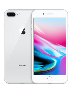 Apple iPhone 8 plus + blanco white silver 64 256 a la venta en Panamá
