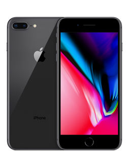 Apple iPhone 8 plus + negro jet black 64 256 en Panama con garantía