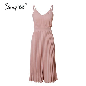 Simply Sexy Summer Beach Party Dress