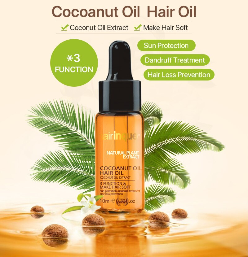 Brazilian Coconut Keratin Treatment Set