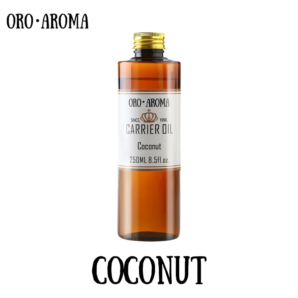Coconut Oil for Skin Care and Massage.  Famous brand from rom Italy.