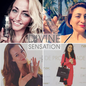 Launch Beautyspray.nl Divine Sensation - 8th June