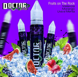 Doctor Juice Fruits 0mg