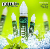 Doctor Juice 30ml kit com TRÊS 0mg