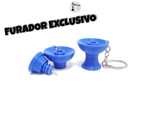 FURADOR EXCLUSIVO ELITE AZUL