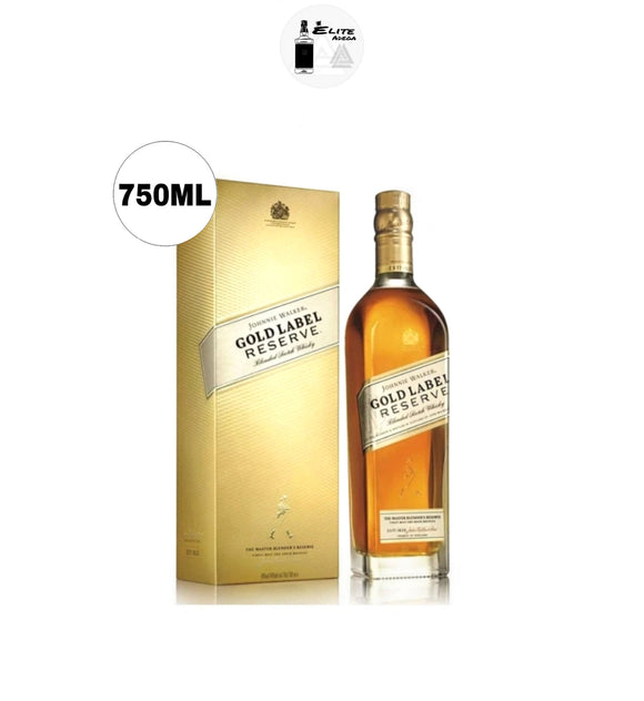 GOLD LABEL 750ML
