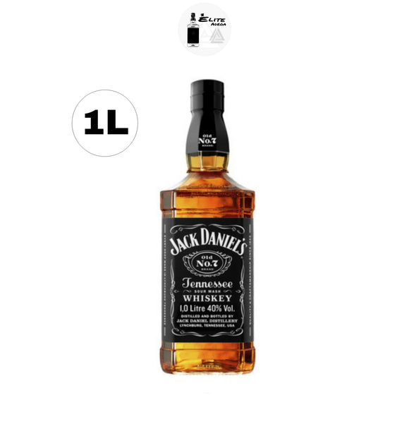 Jack Daniel's Old No. 7 Tennessee Whiskey - 1