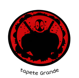 TAPETE GRANDE PARA BASE ELITEHOOKAH DEADPOOL