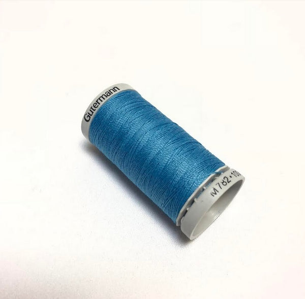 Gutermann Extra Strong Thread - Turquoise (197)